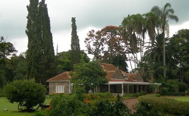 La casa de Karen Blixen. Foto de: PALOMA GIL