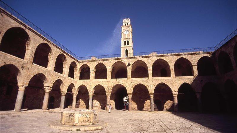 Interior de la ciudad vieja. Foto de: ONTI