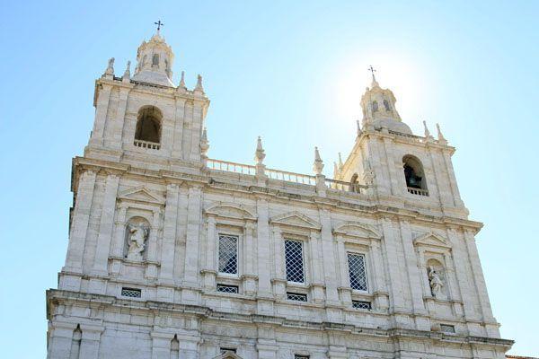 Catedral de Lisboa o la Sè   Foto: Alberto Peral