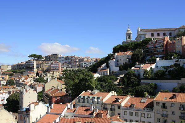 Panorámica de Lisboa   Foto: Alberto Peral