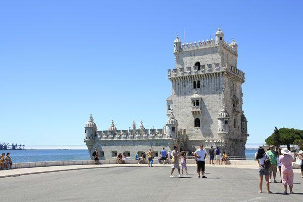 Torre de Belem en Lisboa | Foto: Alberto Peral