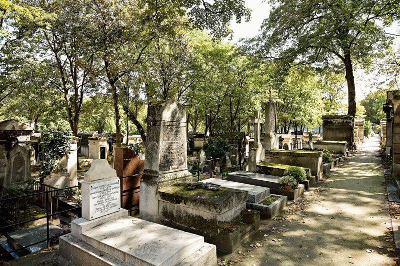 Cementerio de Montmartre | Foto: París Turismo