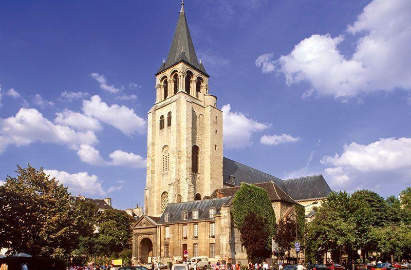 Iglesia de Saint-Germain-des-Pres | Foto: París Turismo