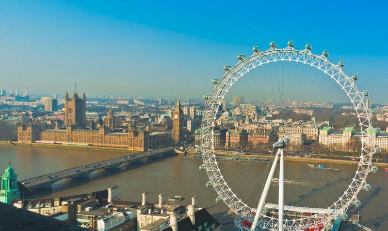 London Eye | Foto: VisitLondon