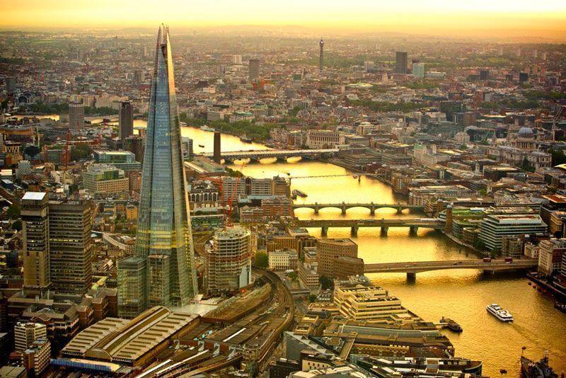 Atardecer en Londres | Foto: VisitLondon