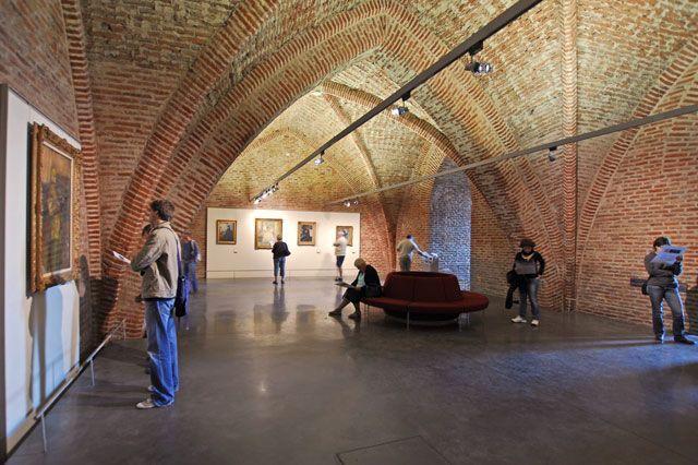 Museo de Toulouse-Lautrec en Albi | Foto: Comité regional de turismo del Tarn