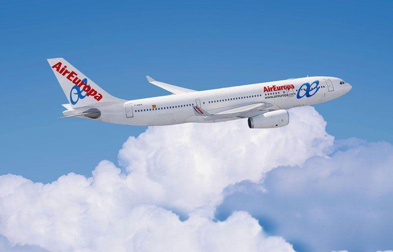 Air Europa amplía sus vuelos a Cuba y República Dominicana desde el 1 de abril