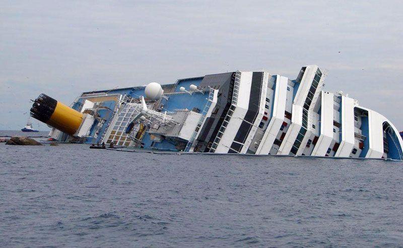 Costa Cruceros pagará un millón por el naufragio del Concordia para evitar el juicio penal