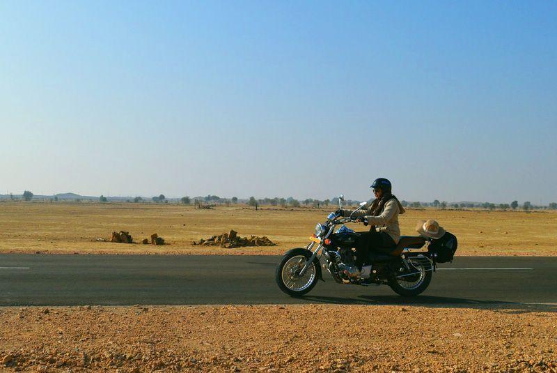 Recorriendo los caminos de la India | Foto: Pixabay
