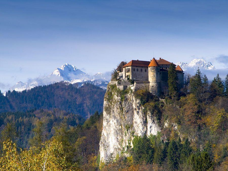 Castillo de Bled | Foto: Turismo de Bled