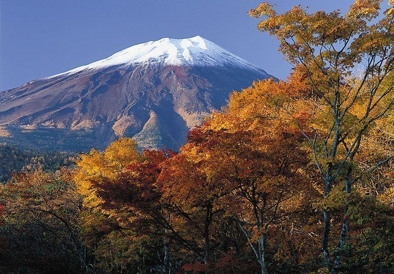 Vista del Monte Fuji en Japón | Foto: Japan National Tourism Organization