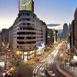 Edificio del Vincci Capitol en la Gran Vía de Madrid | Foto: Vincci