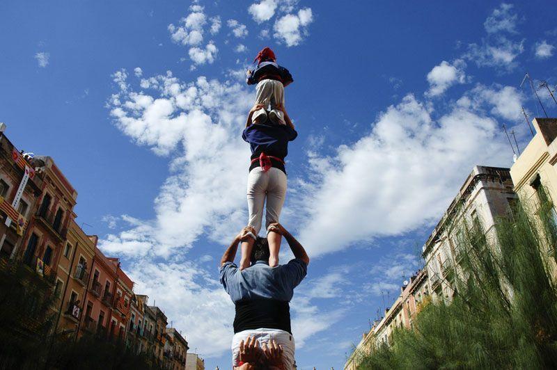 Castell en Santa Tecla | Foto: Turismo Cataluña