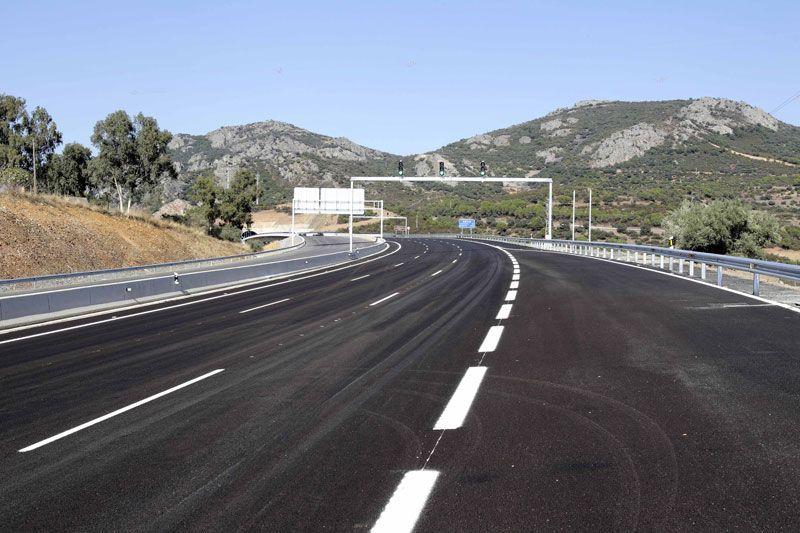 Autopista A4 a su paso por Despeñaperros | Foto: Ministerio de Fomento