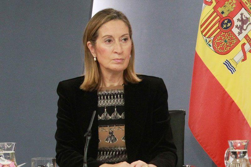 Ana Pastor, ministra de Fomento | Foto: La Moncloa