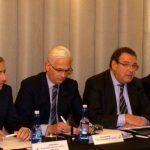 Juan Molas, presidente de CEHAT, segundo por la derecha | Foto: CEHAT