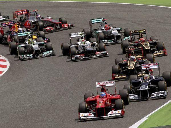 Formula 1 GP España