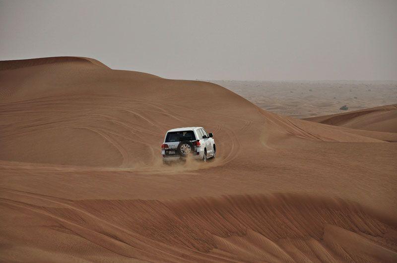 Desierto de Dubái