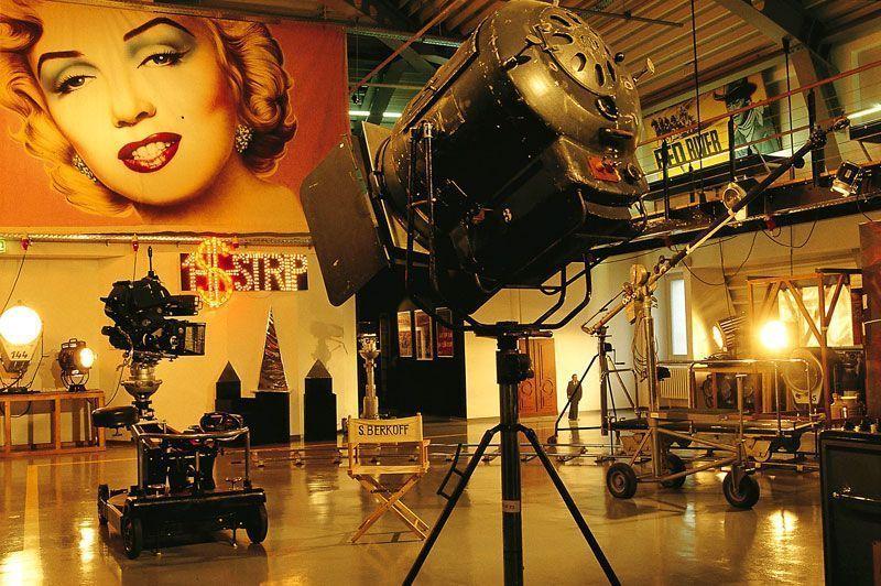 Filmmuseum en Düsseldorf