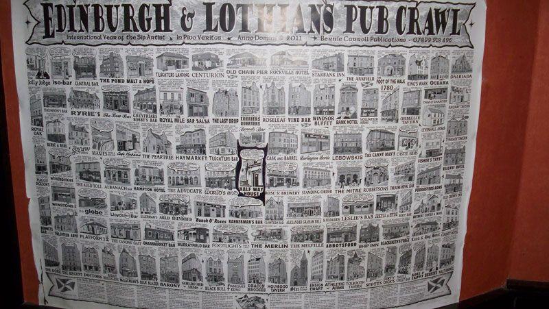 Guía de pubs de Edimburgo   Foto: David Fernández