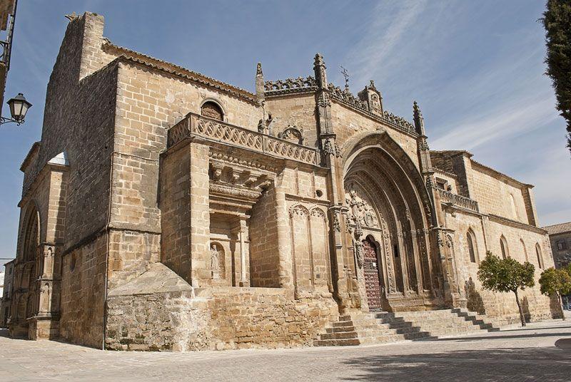 Iglesia de San Pablo, en Úbeda (Jaén) | Foto: Wikipedia