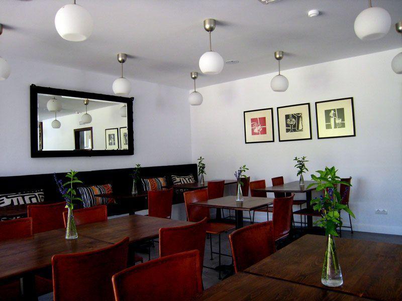 Salón de El Hotelito | Foto: Beatriz de Lucas