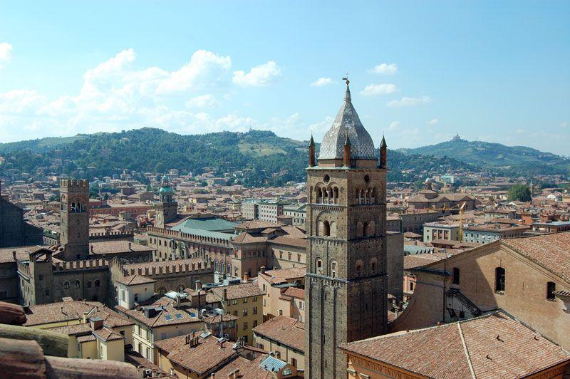 Otra vista de la ciudad de Bolonia | Foto: Comune de Bolonia