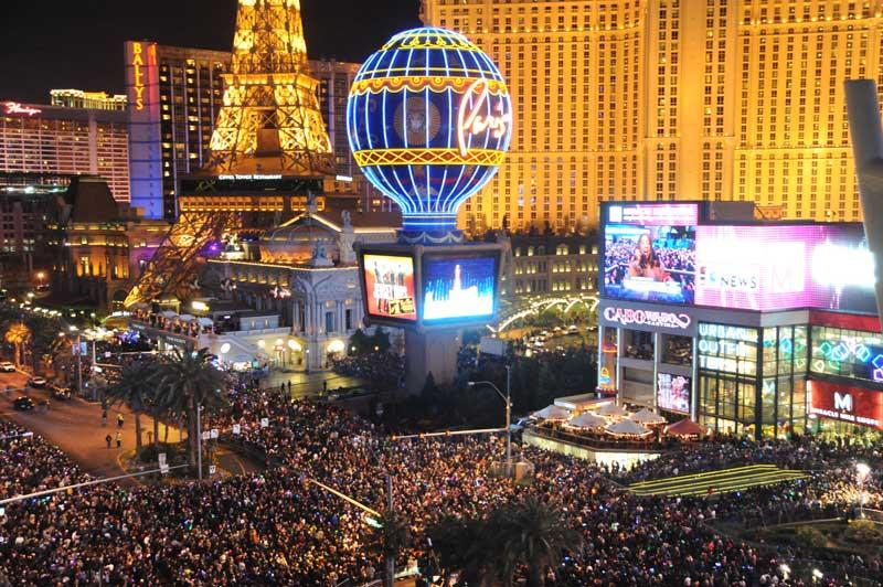 Las Vegas: un pecado navideño
