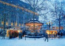 Qué ver en Düsseldorf en Navidad