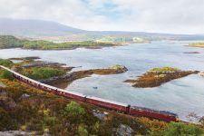 Trenes de ensueño: viajes inolvidables sobre raíles, de Martin Howard