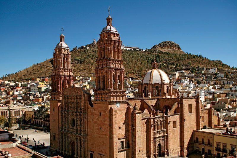 Catedral de Zacatecas | Foto: Secretaría de Turismo del Estado de Zacatecas