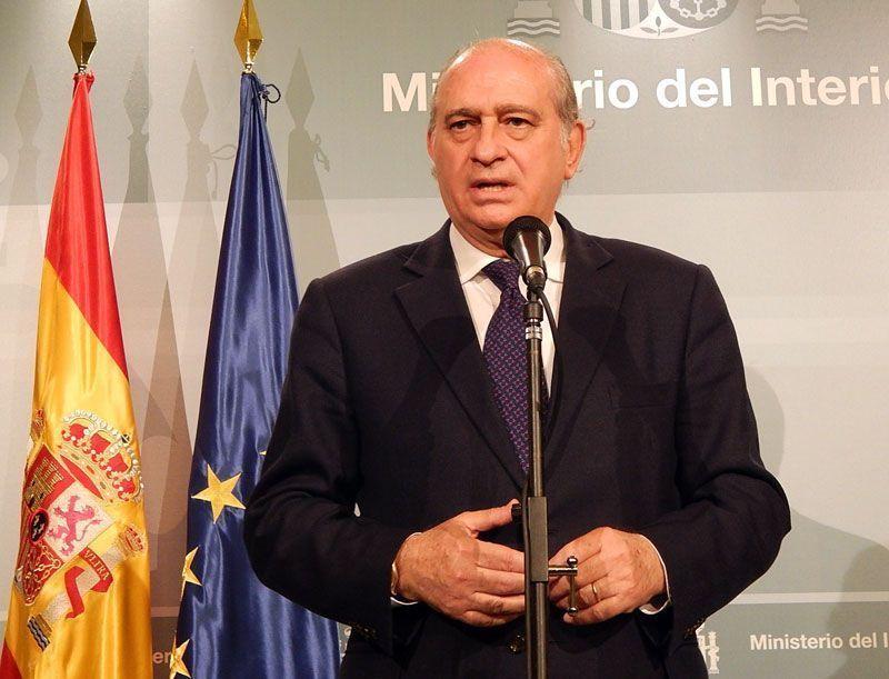 Jorge Fernández, ministro del Interior del Gobierno español | Foto: Ministerio del Interior