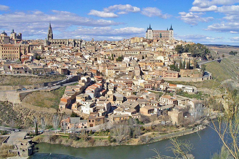 Panorámica de Toledo | Fuente: Wikipedia