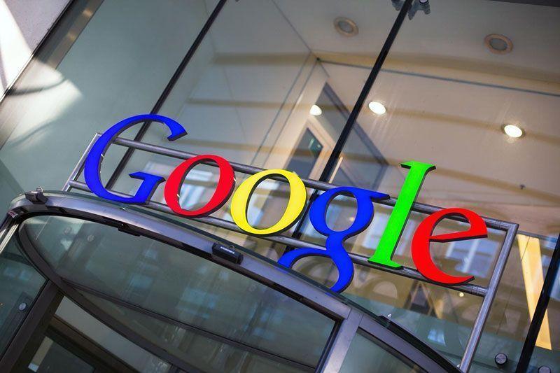 Entrada a las oficinas de Google