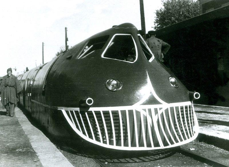 El Talgo I, primer tren fabricado por la compañía