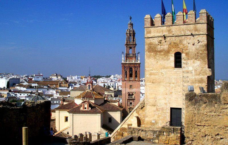 Castillo de Carmona (Sevilla) | Foto: David Fernández