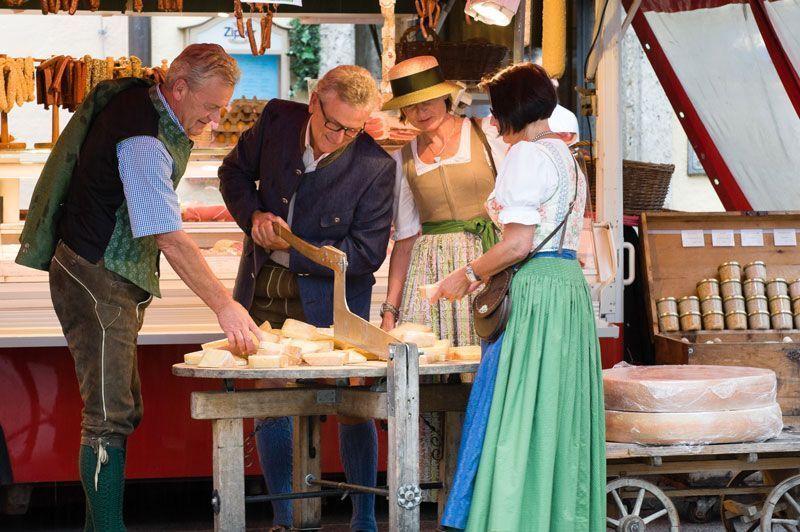 Gastronomía en Salzburgo | Foto: OT Salzburgo
