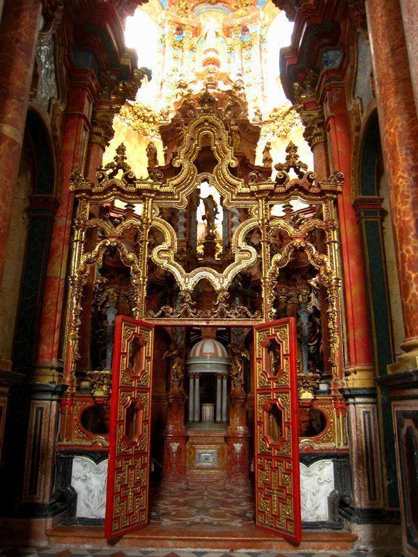El Transparente del Monasterio del Paular | Foto: Beatriz de Lucas