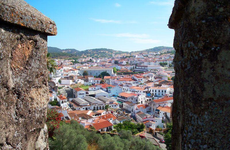 Jerez de los Caballeros desde la Torre Sangrienta | Foto: David Fernández