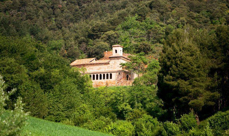 Monasterio de Suso   Foto: La Rioja Turismo