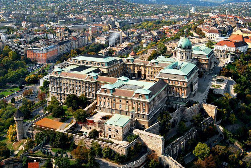 Castillo de Budapest