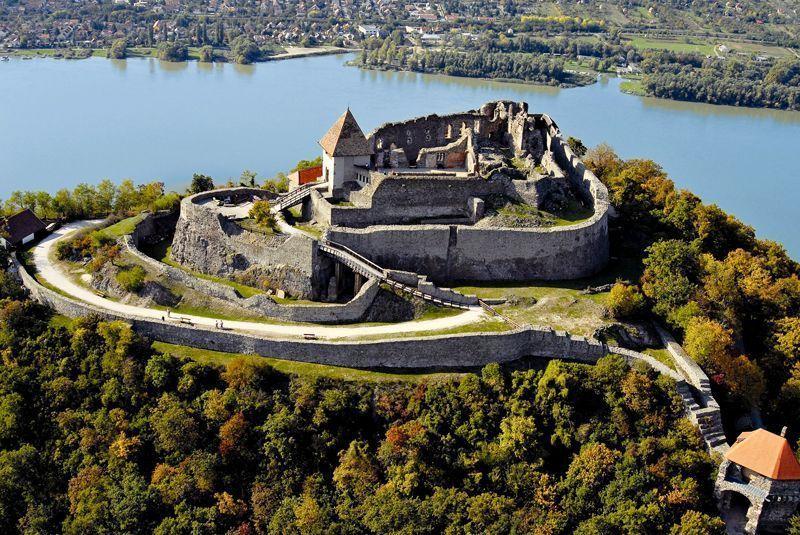 Castillo de Visegrad