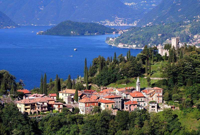 Lago Como en Italia | Foto: Turismo de Italia