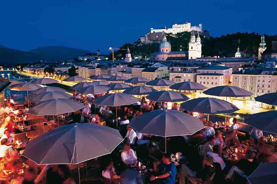 Vida nocturna - OT Salzburgo