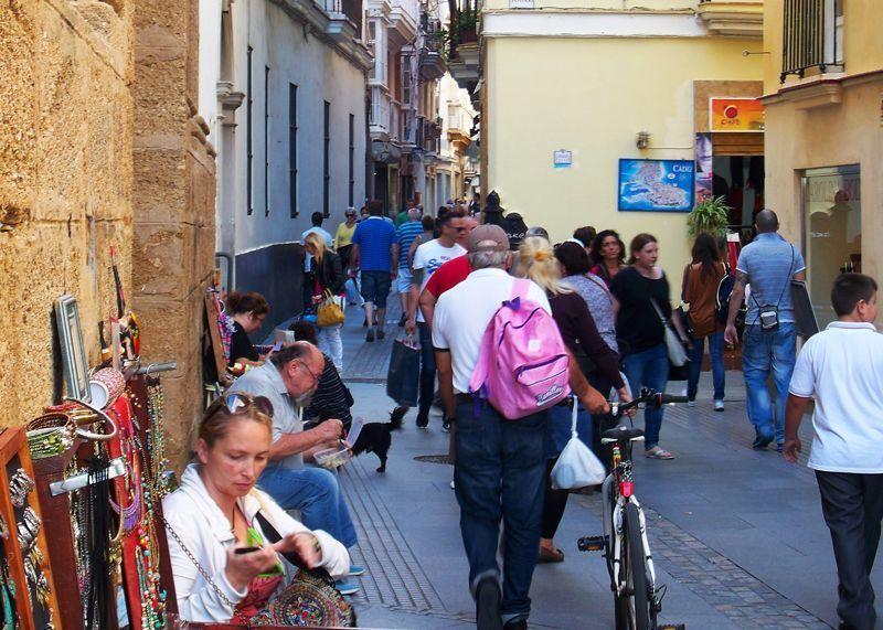 Calle de Cádiz | Foto: David Fernández