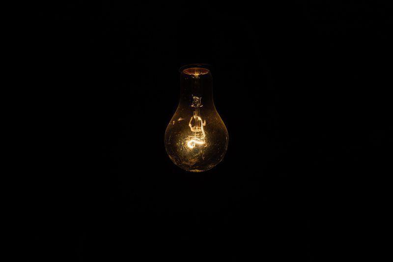 Bombilla eléctrica | Foto: Pixabay
