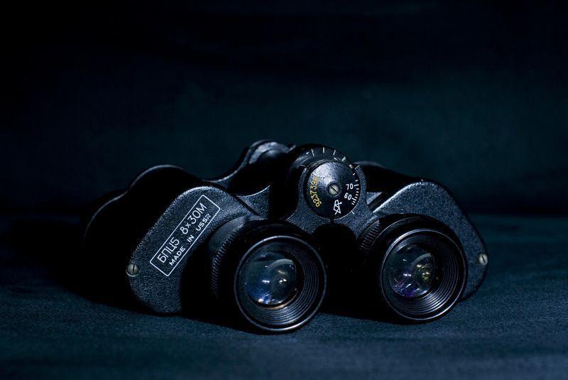Binoculares (os primsmáticos) | Foto: Pixabay