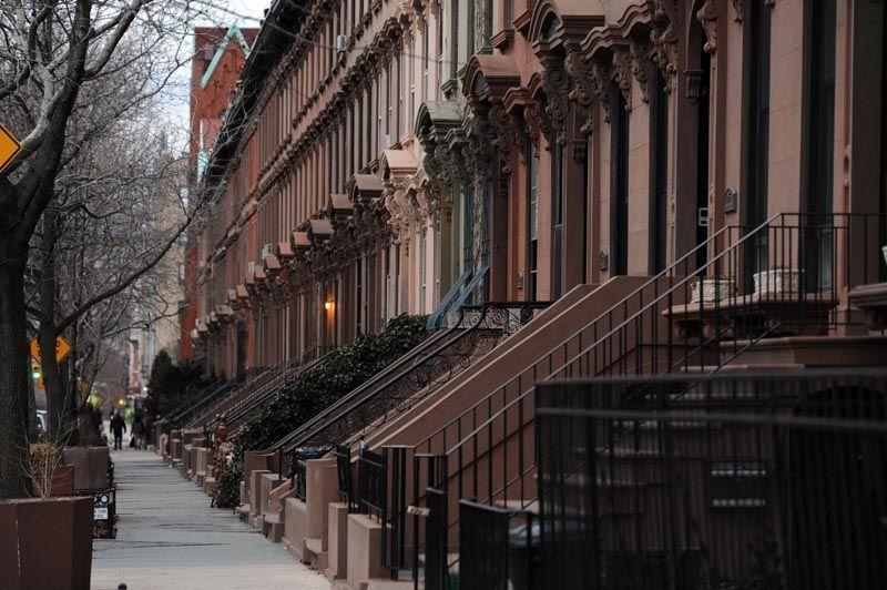 La calle Fort Greene - foto de OTNY