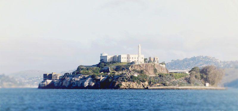 La isla de Alcatraz - foto de OTSF