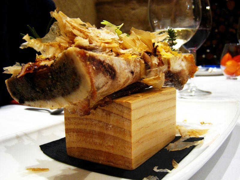 Restaurante Oroviejo en Salamanca